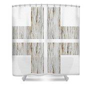 Jesus Is Shower Curtain