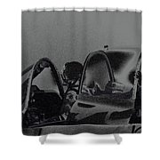 Jet Pilots Shower Curtain