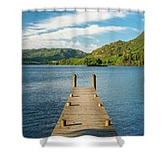 Jetty Shower Curtain