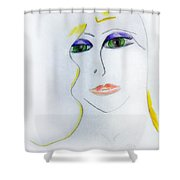 Jewel Of India Shower Curtain