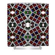 Jewels Shower Curtain