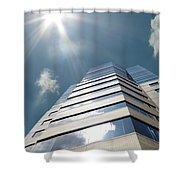 Jewish Hospital-louisville Ky Shower Curtain