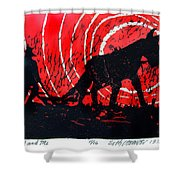 Jezebel And Me Shower Curtain