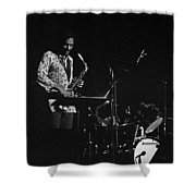 Jimmy Lyons Shower Curtain