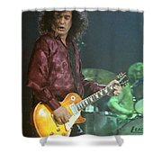 Jimmy Page-0005 Shower Curtain