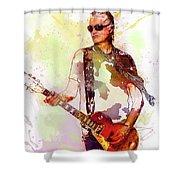 Led Zeppelin Shower Curtain