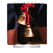 Jingle All The Way  Shower Curtain