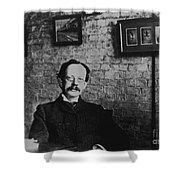 J.j. Thomson, English Physicist Shower Curtain