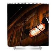 Jls Hangar Bar Shower Curtain