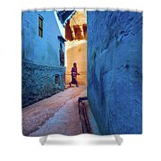 Jodhpur Colors Shower Curtain
