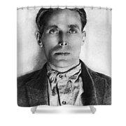Joe Hill (1879-1915) Shower Curtain by Granger
