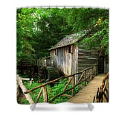 John Cable Mill Shower Curtain
