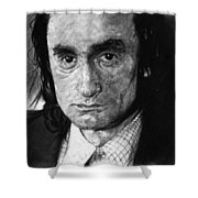 John Cazale Shower Curtain