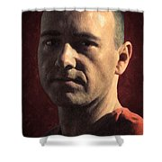 John Doe Se7en Shower Curtain