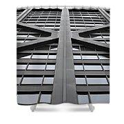 John Hancock Building Shower Curtain