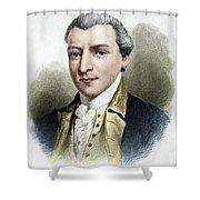 John Laurens Shower Curtain by Granger