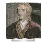 John Locke Shower Curtain