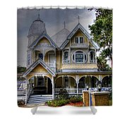John P. Donnelly House Shower Curtain
