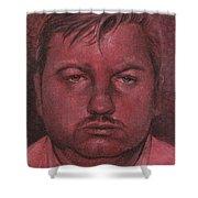 John Wayne Gacy Shower Curtain