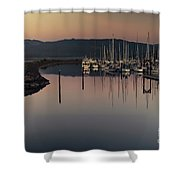 John Wayne Marina Shower Curtain