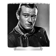 John Wayne Most Popular Shower Curtain