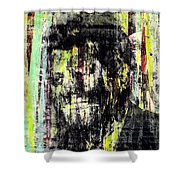 John.f Kennedy  Shower Curtain