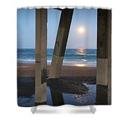 Johnnie Mercers Pier Again Shower Curtain