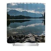 Johnson Lake Shower Curtain