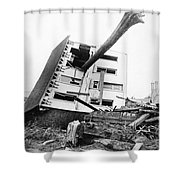 Johnstown Flood, 1889 Shower Curtain