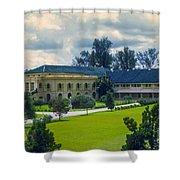 Johor Bahru Grand Palace Shower Curtain