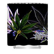 Joint Venture Shower Curtain