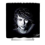 Jon Bon Jovi - It's My Life Shower Curtain