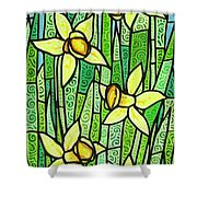 Jonquil Glory Shower Curtain