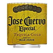 Jose Cuervo Shower Curtain
