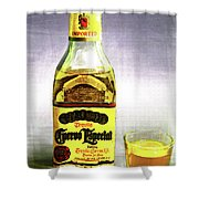 Jose Cuervo Shot 2 Shower Curtain