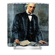 Joseph Lister, Surgeon And Inventor Shower Curtain