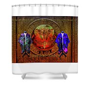 Joseph Mosley Collection Shower Curtain