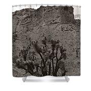 Joshua Hillside Shower Curtain