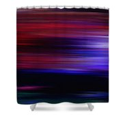 Journey Through Color-1 Shower Curtain