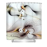Journey To Ecstasy Shower Curtain
