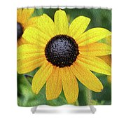 Joy And Laughter Shower Curtain