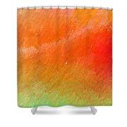 Joy Filled Shower Curtain