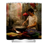 Joy Of Cooking Shower Curtain
