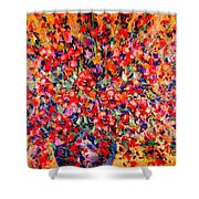 Joy Of Summer Shower Curtain