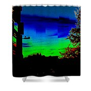 Joyin The Sunset Together Shower Curtain