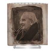 J.r.r. Tolkien Shower Curtain