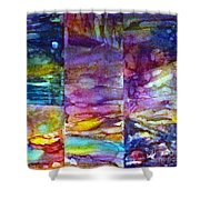 Jubilation Shower Curtain