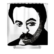 Jubran Khalil Jubran Shower Curtain