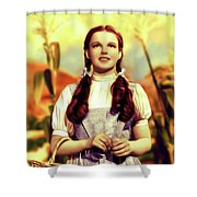 Judy Garland, Dorothy Shower Curtain
