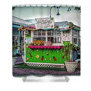 Juices And Smoothies Shower Curtain